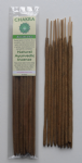 Chakra - Natural Ayurvedic Healing Incense Sticks - Anahata: Heart Chakra - 20 grams